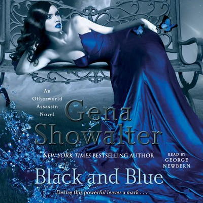 Black and Blue Audiobook, by Gena Showalter