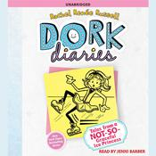 Dork Diaries 4: Tales from a Not-So-Graceful Ice Princess Audiobook, by Rachel Renée Russell