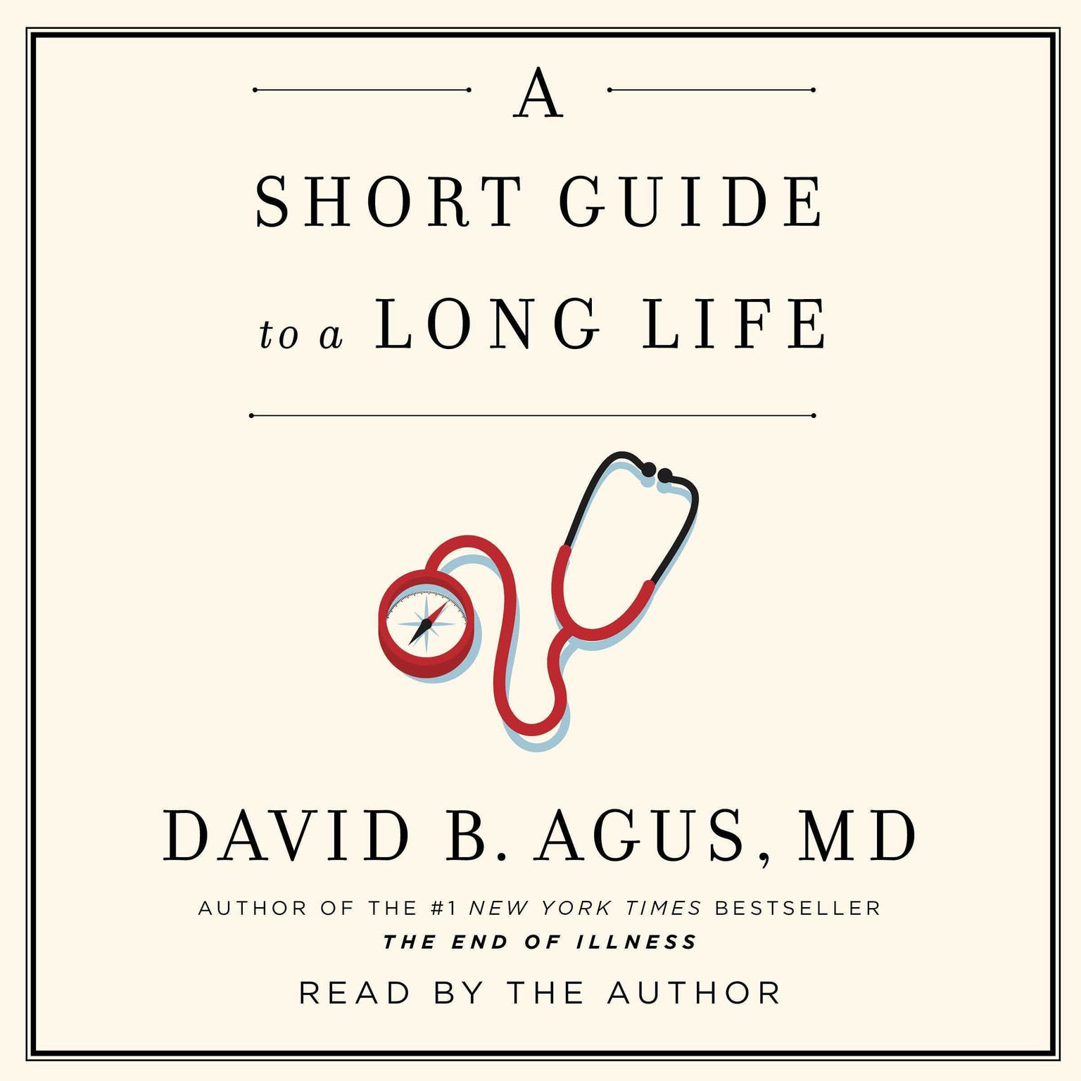 Printable A Short Guide to a Long Life Audiobook Cover Art