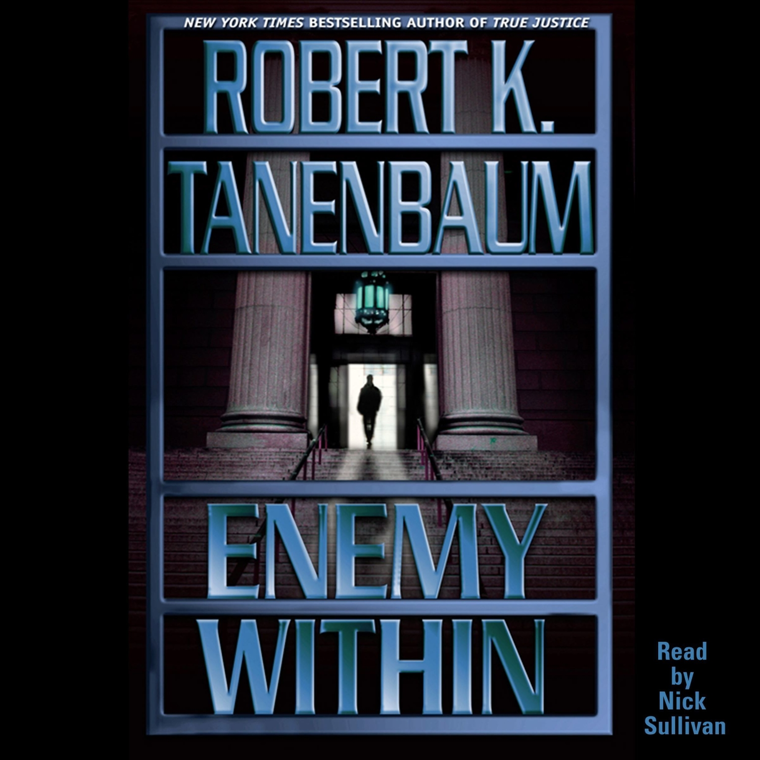 Printable Enemy Within Audiobook Cover Art