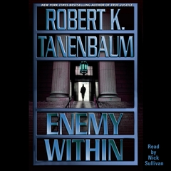 Enemy Within Audiobook, by Robert K. Tanenbaum