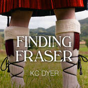 Finding Fraser Audiobook, by KC Dyer