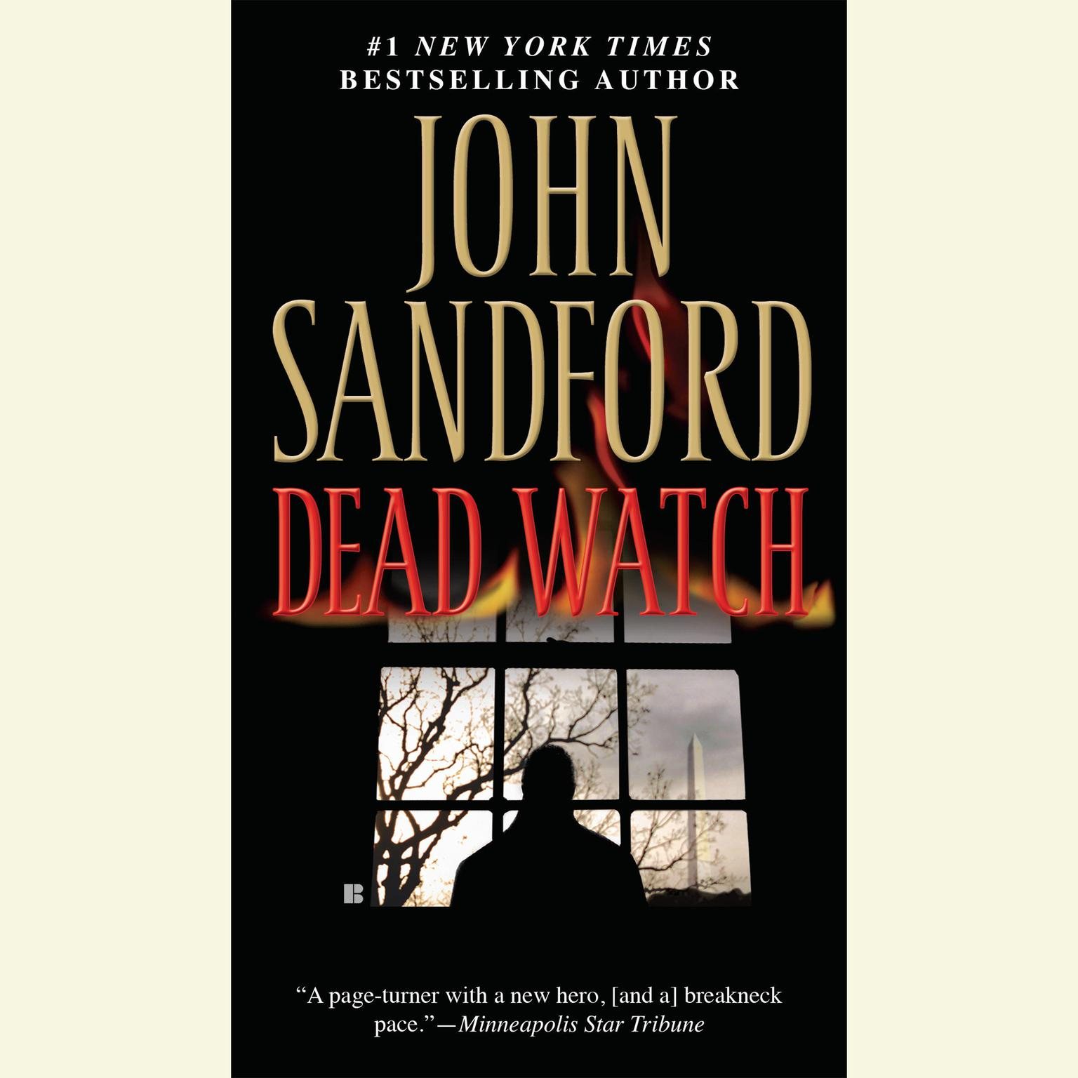 Printable Dead Watch Audiobook Cover Art