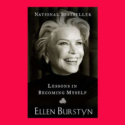 Lessons in Becoming Myself Audiobook, by Ellen Burstyn