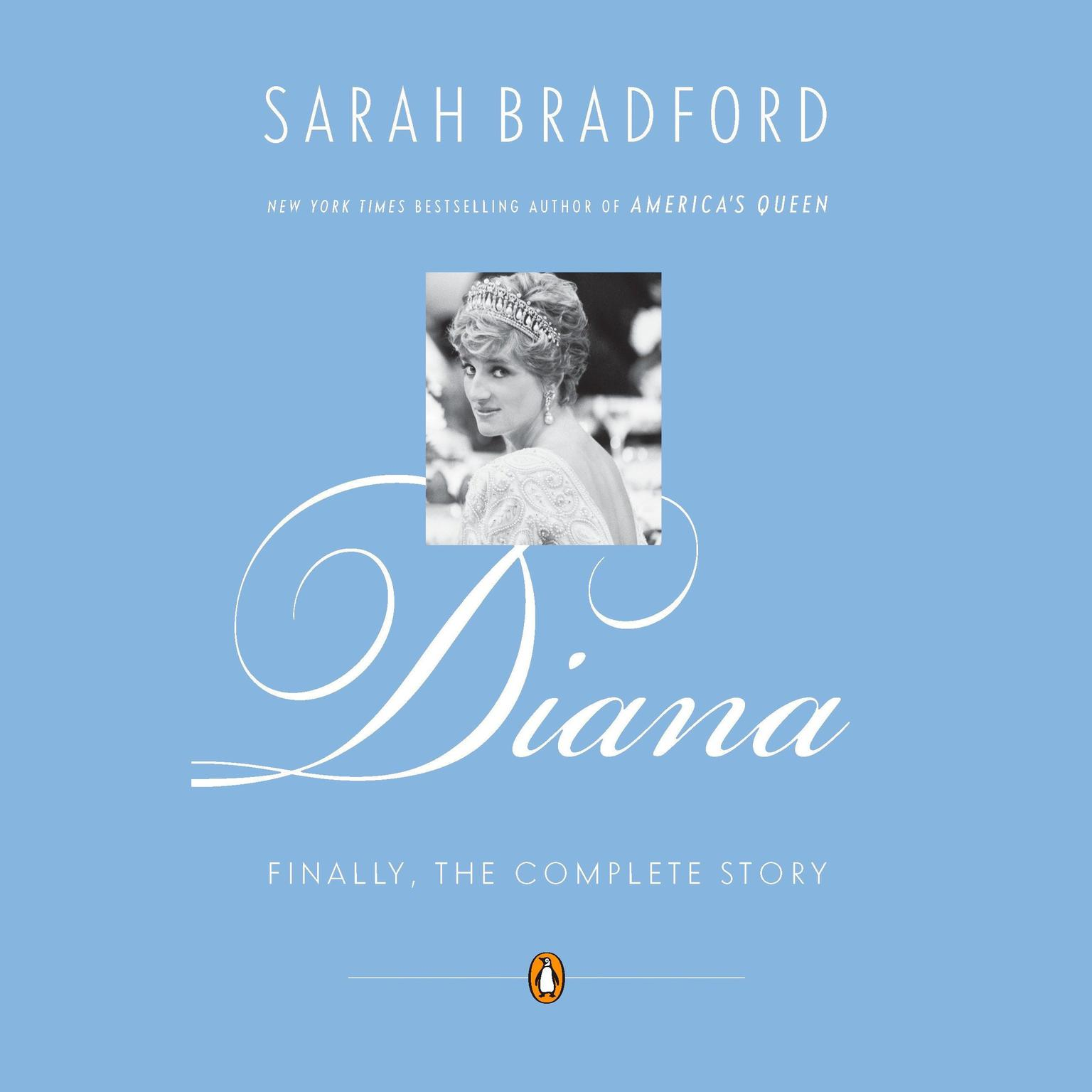 Printable Diana: Finally, the Complete Story Audiobook Cover Art