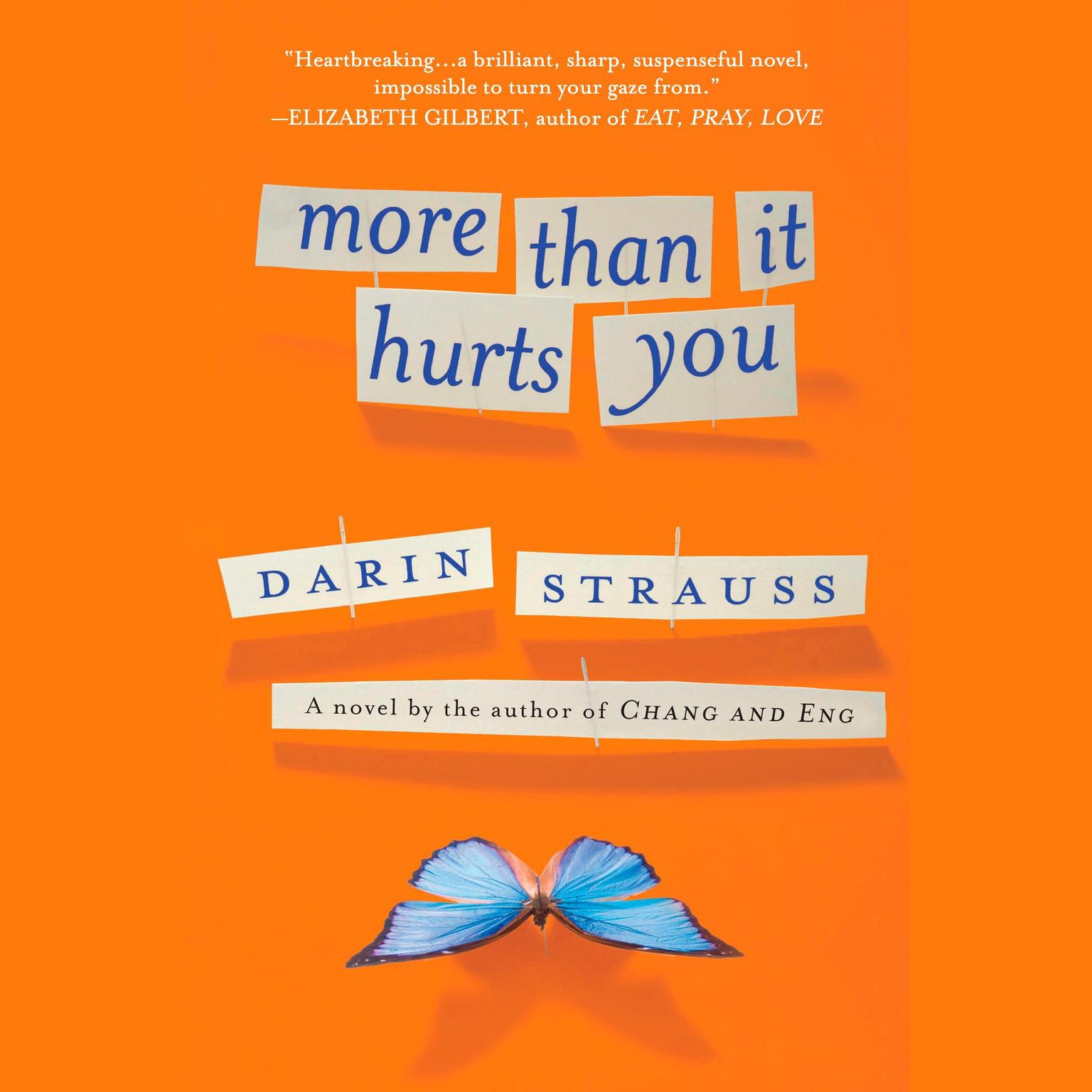 Printable More Than It Hurts You Audiobook Cover Art