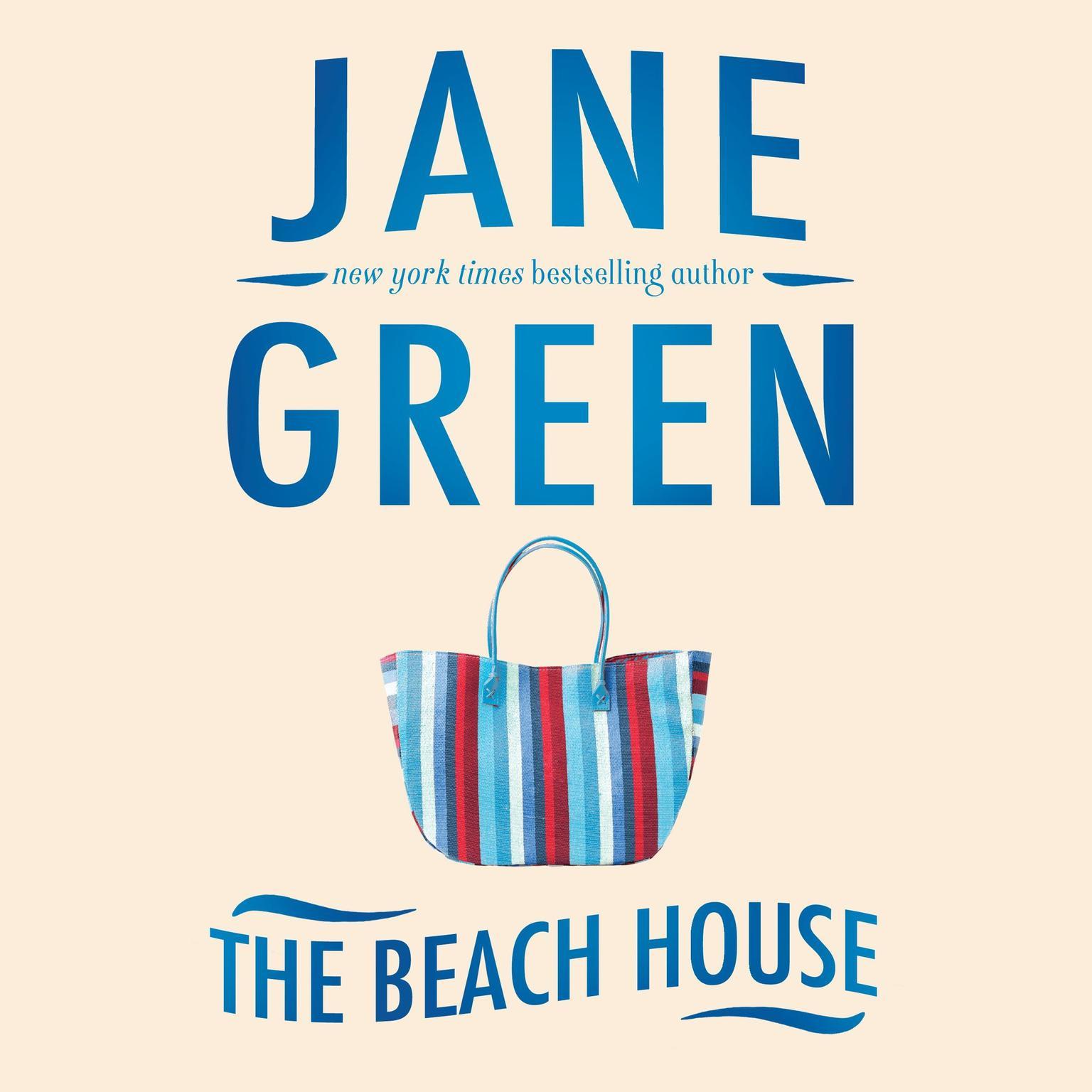 Printable The Beach House Audiobook Cover Art