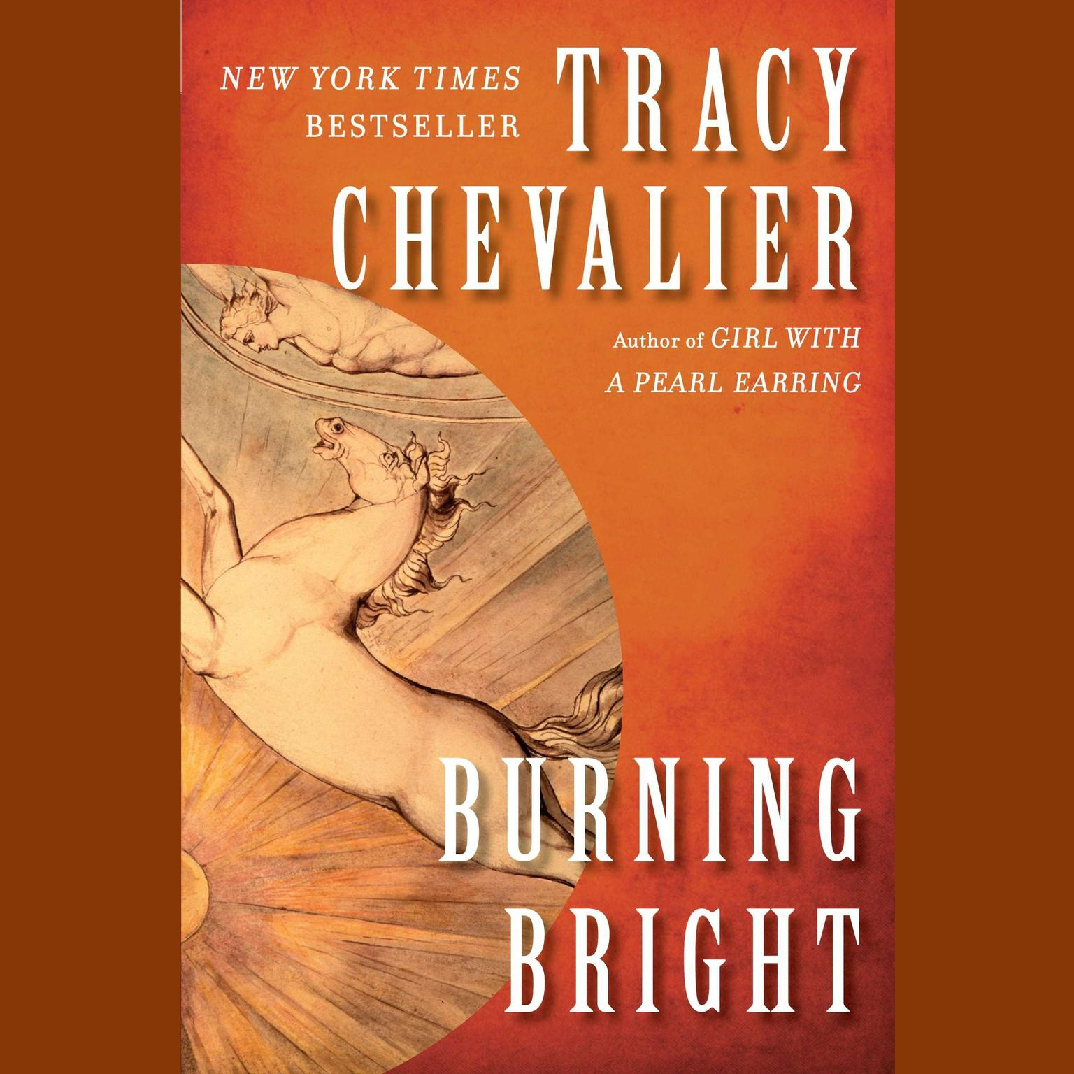 Printable Burning Bright Audiobook Cover Art