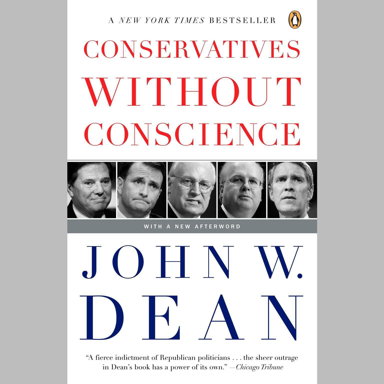 Printable Conservatives Without Conscience Audiobook Cover Art