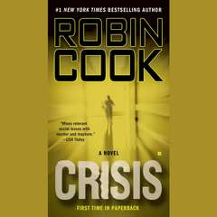 Crisis Audiobook, by Robin Cook