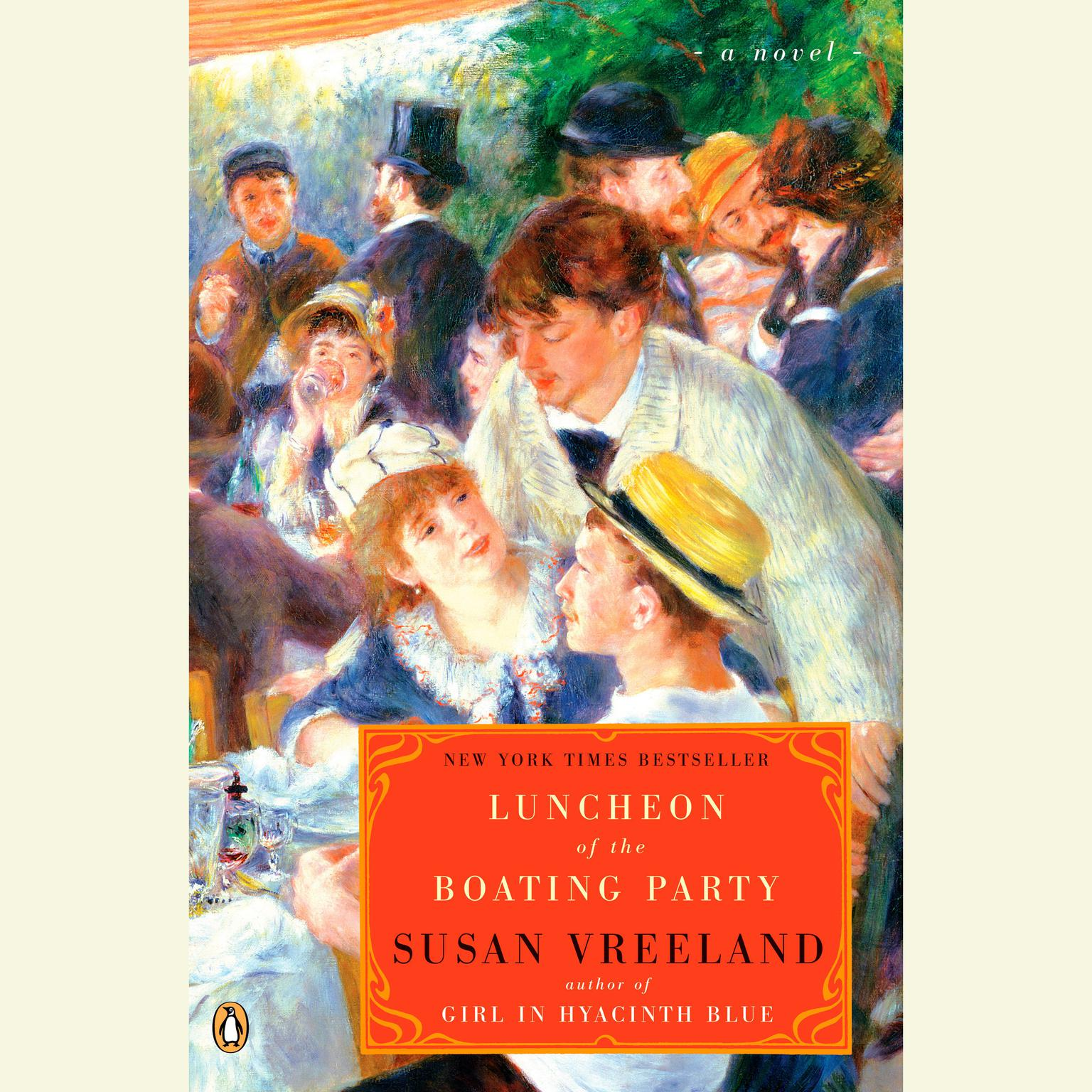 Printable Luncheon of the Boating Party Audiobook Cover Art