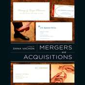 Mergers and Acquisitions Audiobook, by Dana Vachon
