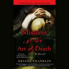 Mistress of the Art of Death Audiobook, by Ariana Franklin