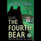 The Fourth Bear: A Nursery Crime Audiobook, by Jasper Fforde