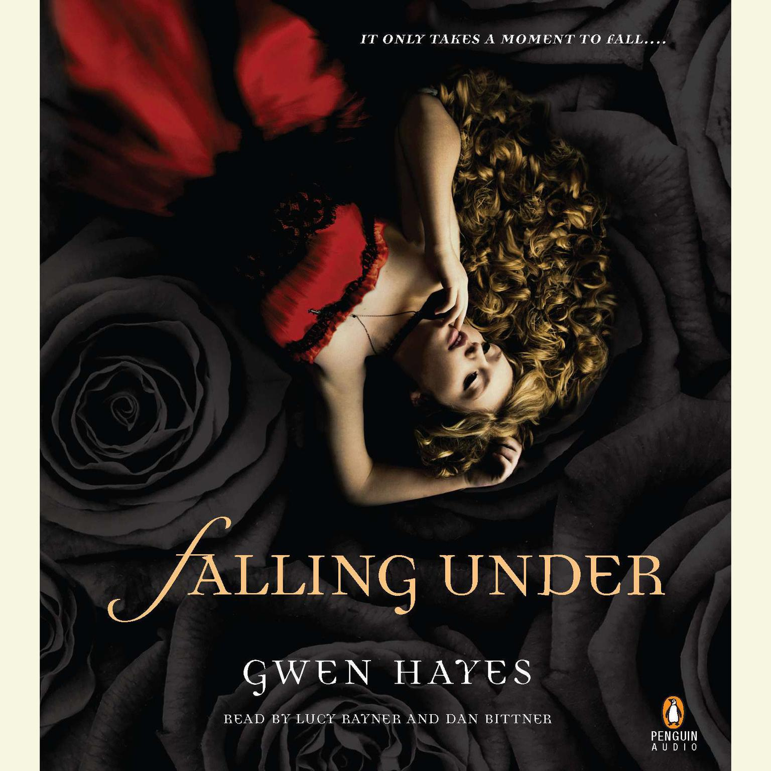 Printable Falling Under Audiobook Cover Art