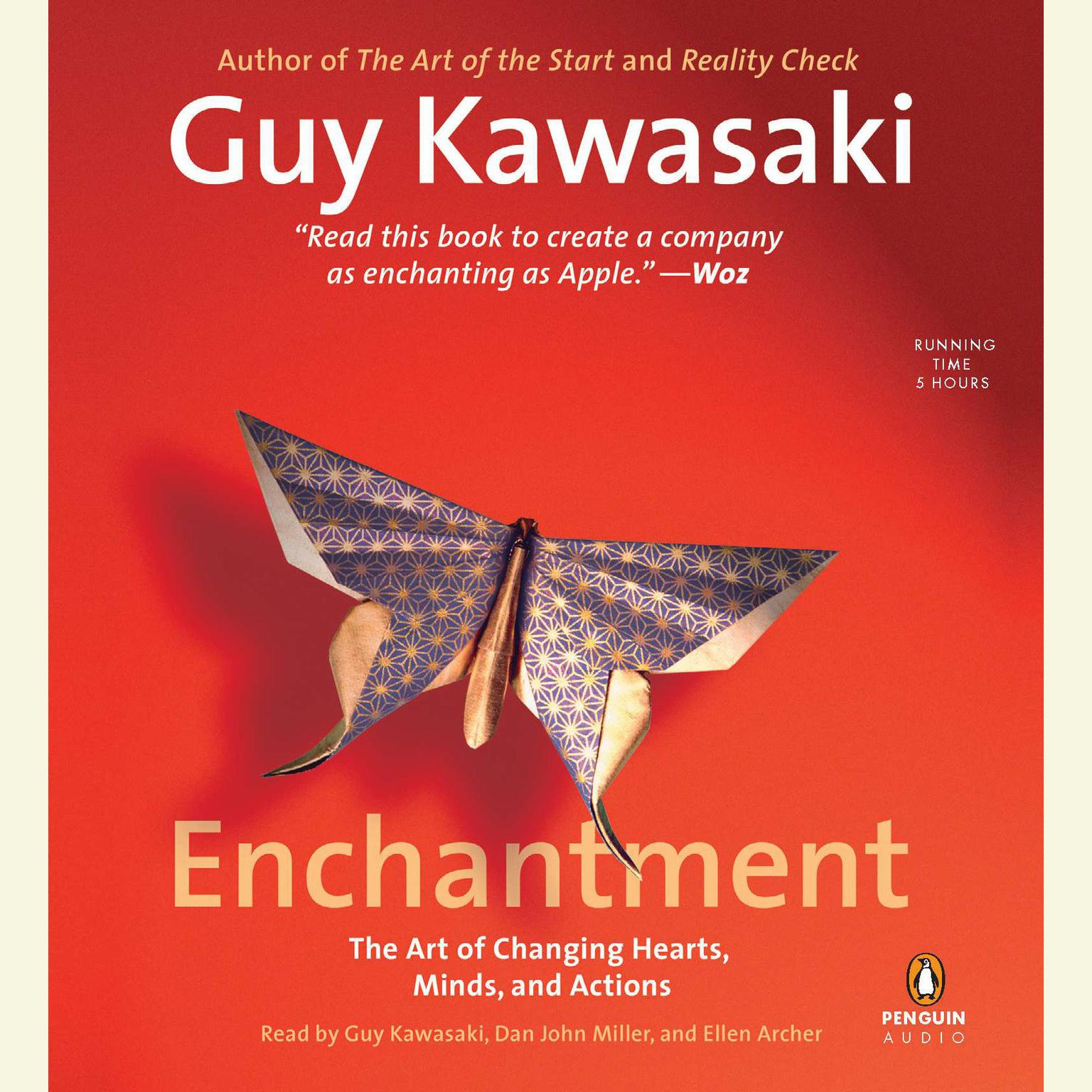 Printable Enchantment: The Art of Changing Hearts, Minds, and Actions Audiobook Cover Art
