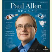 Idea Man: A Memoir by the Cofounder of Microsoft, by Paul Allen