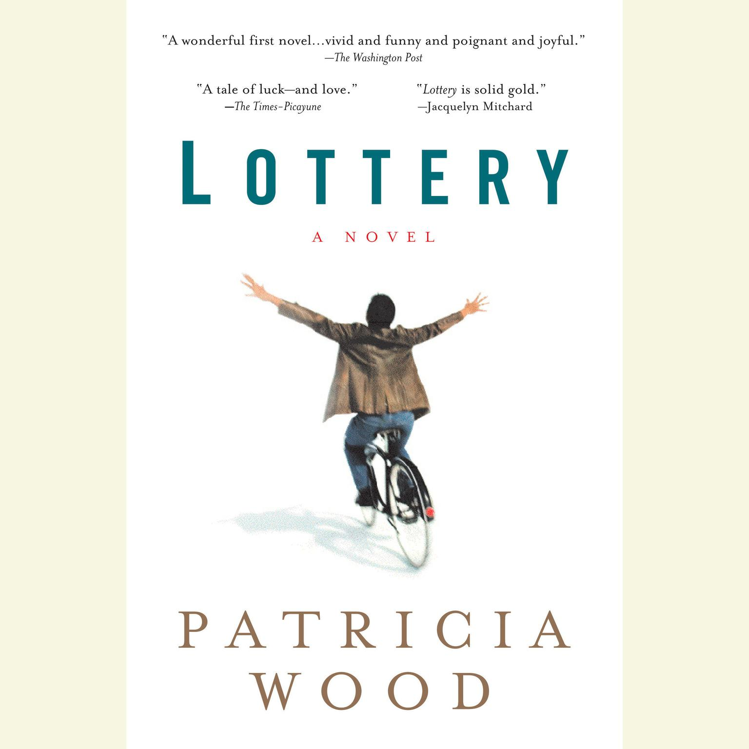 Printable Lottery Audiobook Cover Art