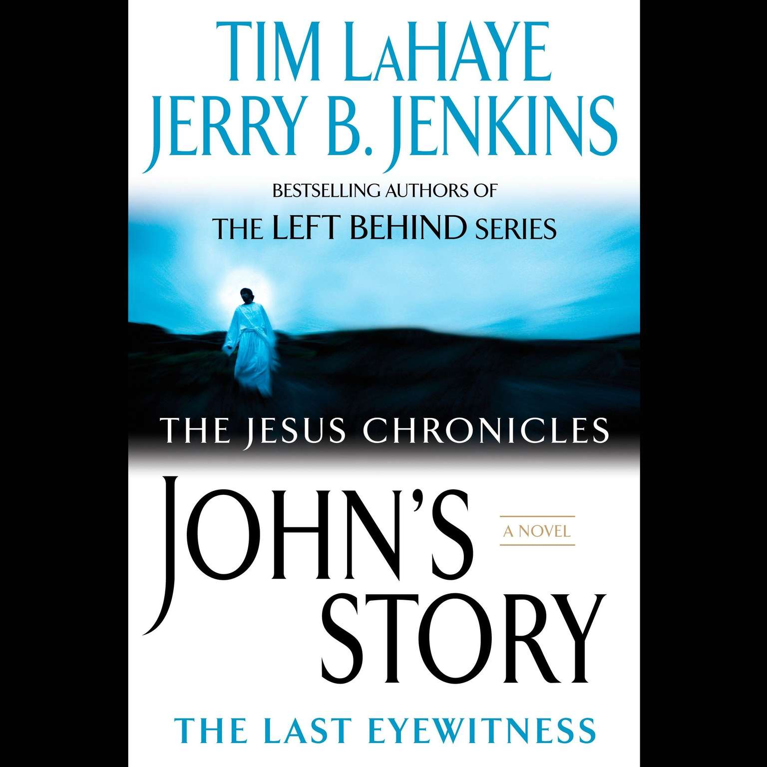 Printable John's Story: The Last Eyewitness Audiobook Cover Art