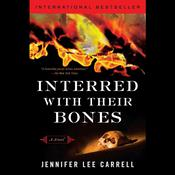 Interred with Their Bones Audiobook, by Jennifer Lee Carrell