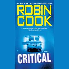 Critical Audiobook, by Robin Cook