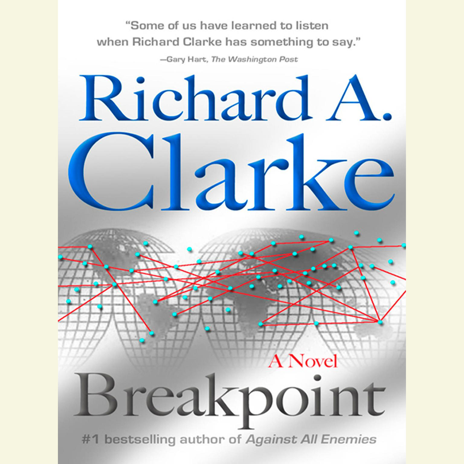 Printable Breakpoint Audiobook Cover Art