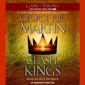 A Clash of Kings Audiobook, by George R. R. Martin