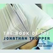 The Book of Joe Audiobook, by Jonathan Tropper