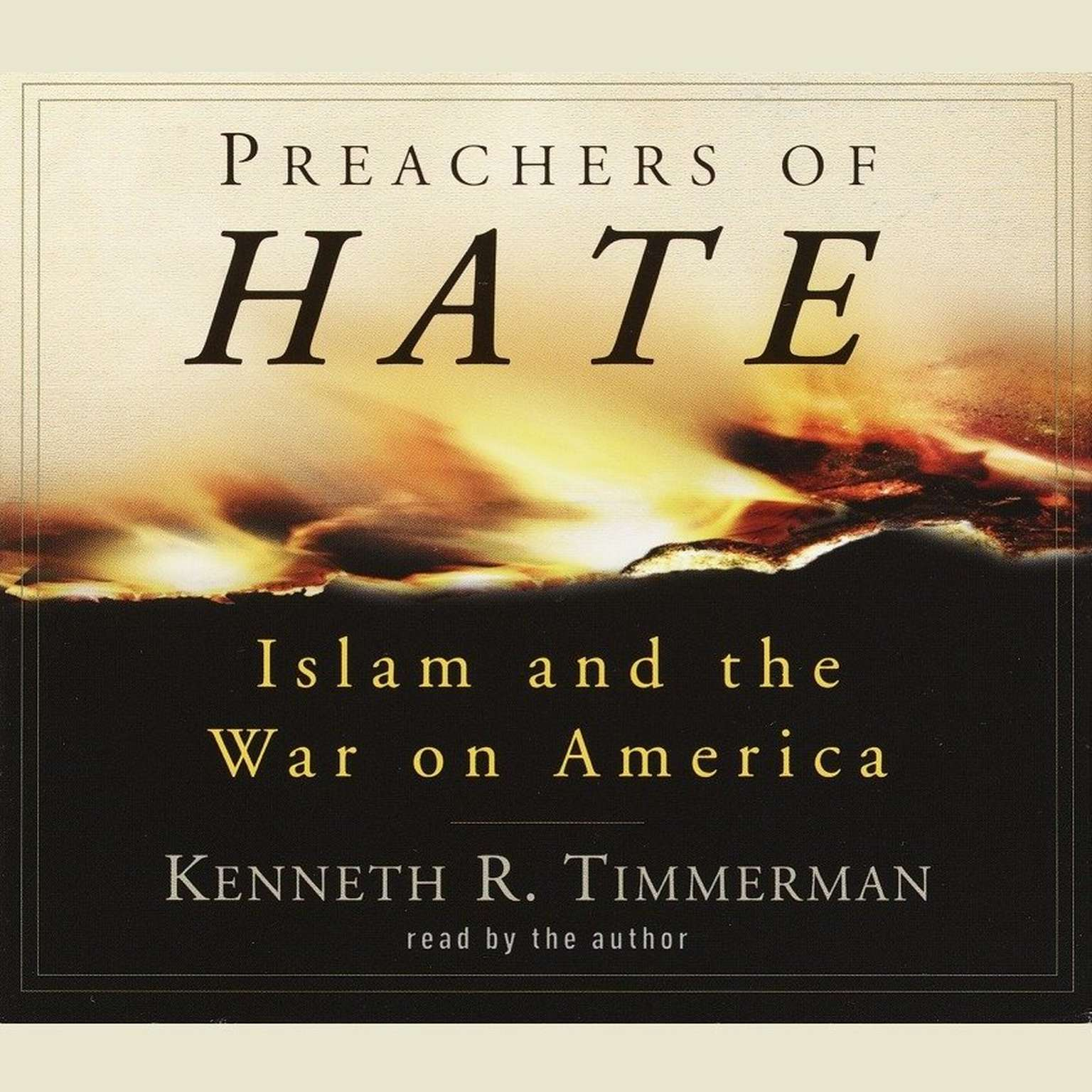 Printable Preachers of Hate: Islam and the War on America Audiobook Cover Art