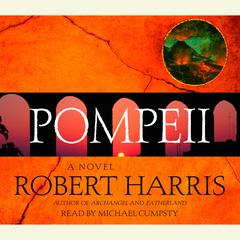 Pompeii Audiobook, by Robert Harris