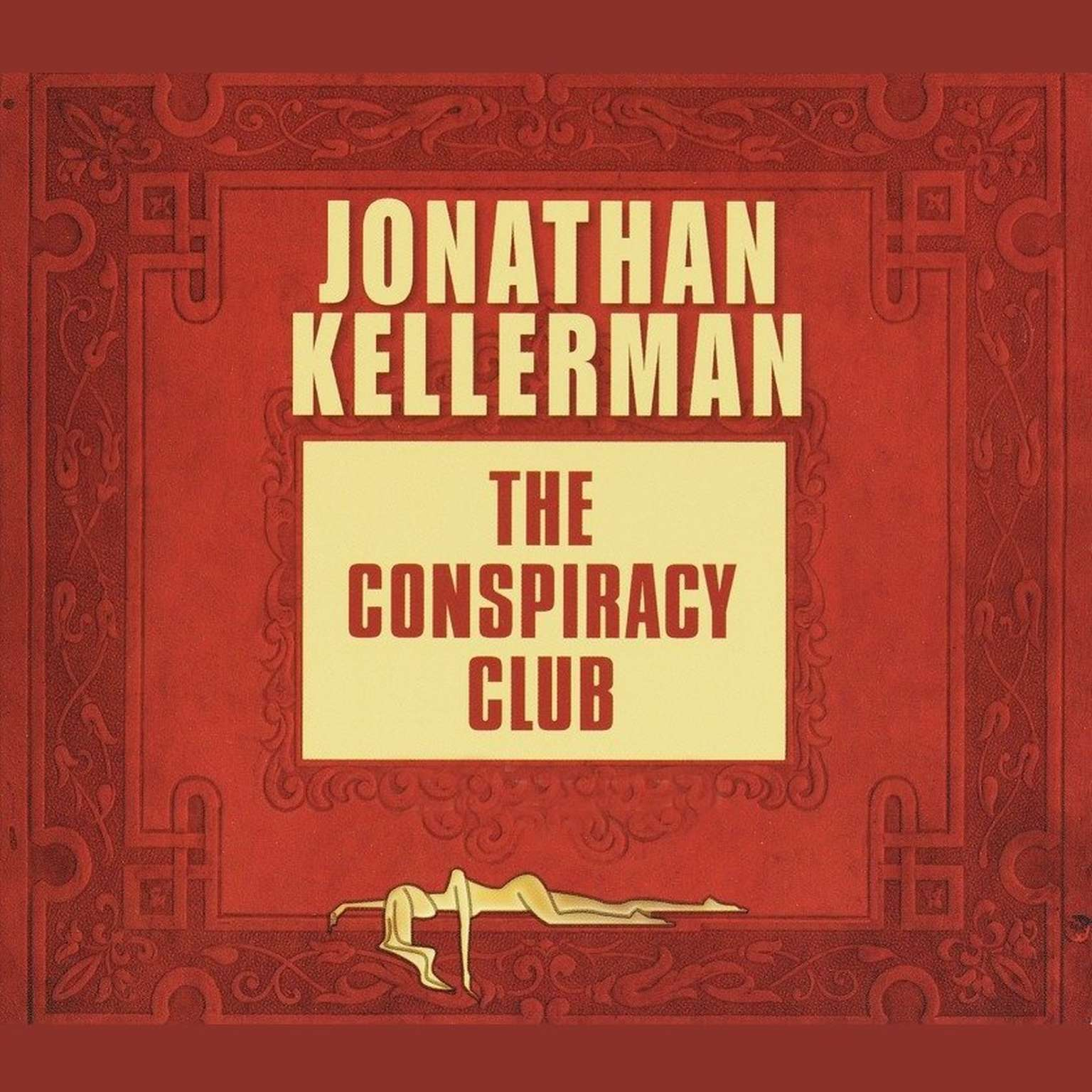 Printable The Conspiracy Club Audiobook Cover Art
