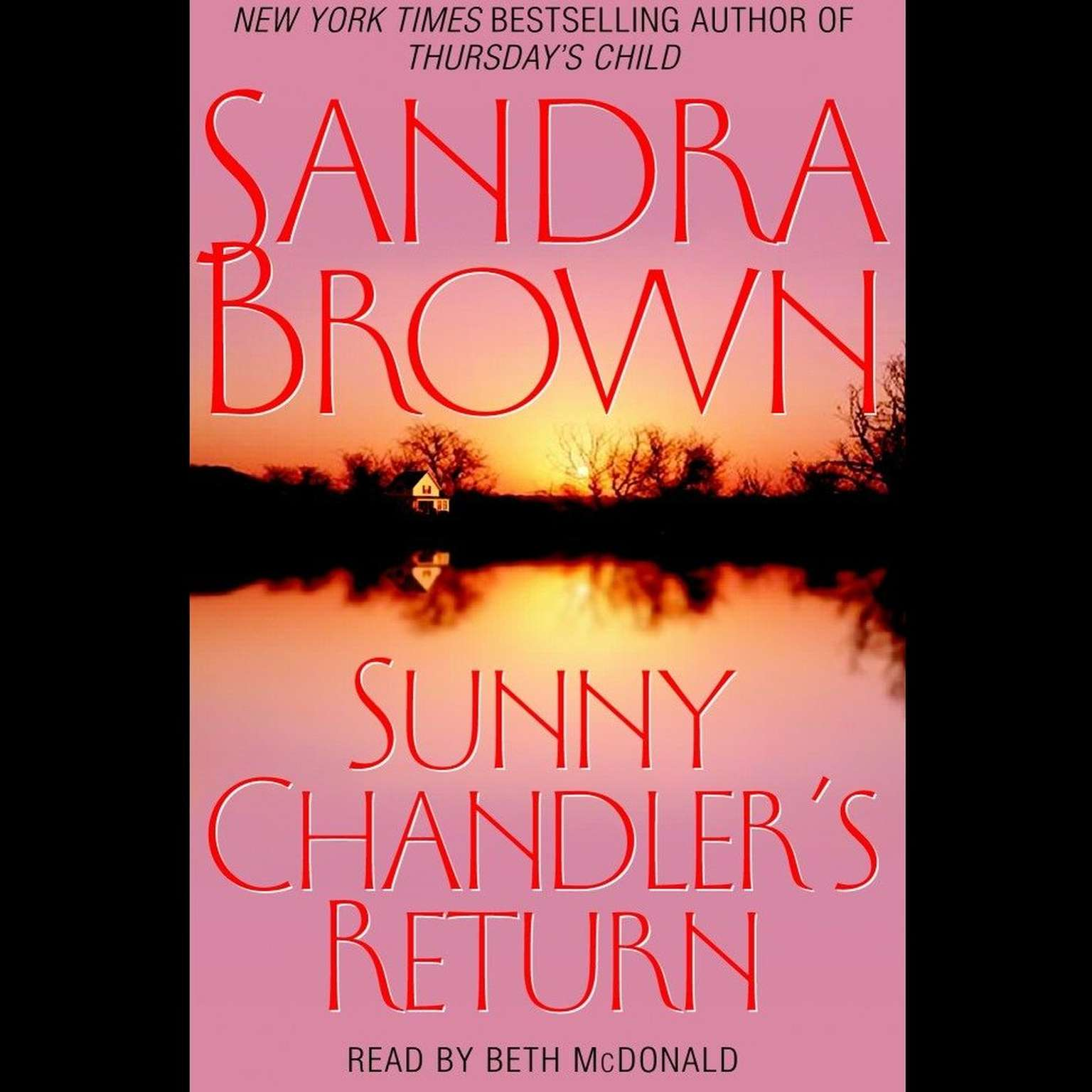 Printable Sunny Chandler's Return: A Novel Audiobook Cover Art