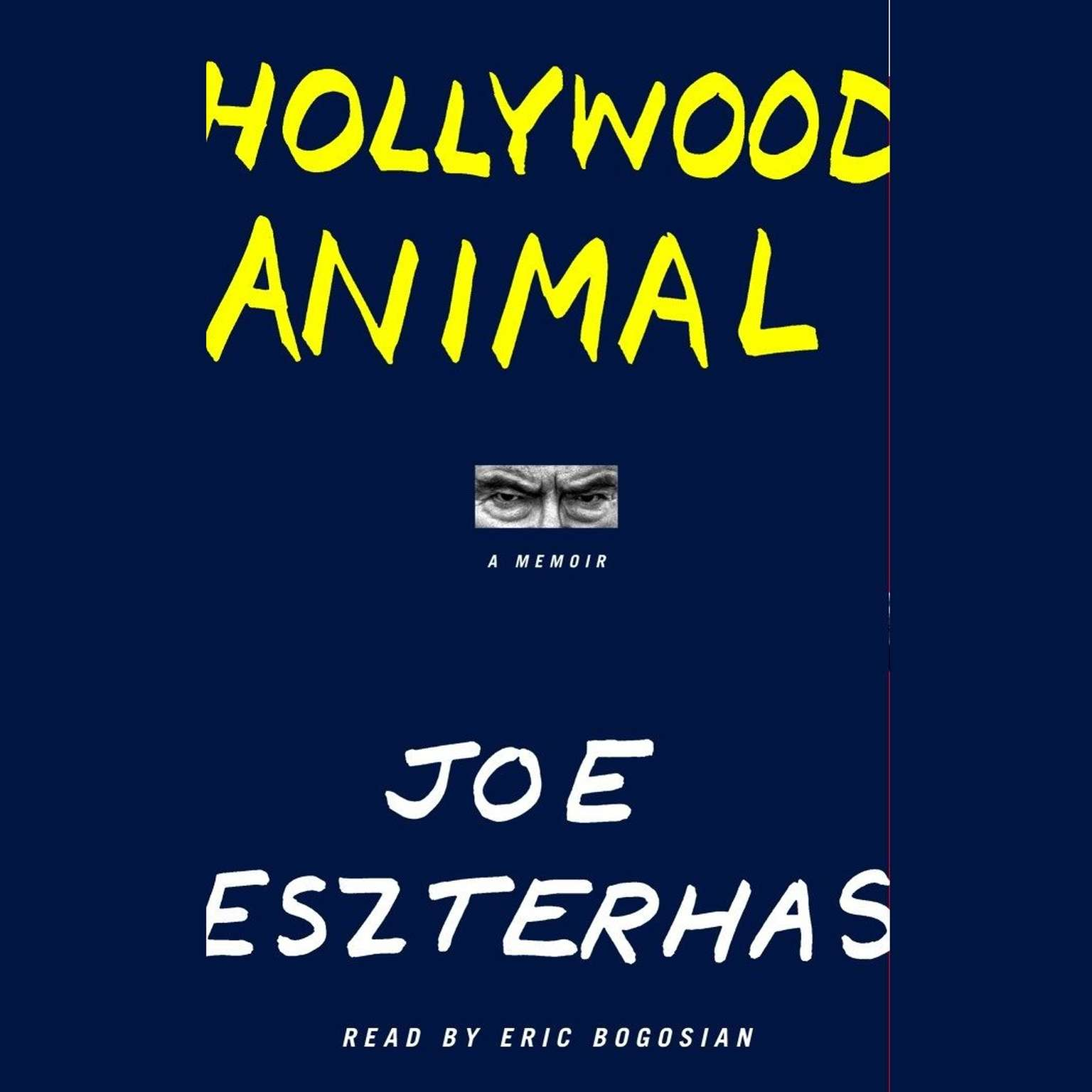 Printable Hollywood Animal Audiobook Cover Art