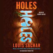 Holes Audiobook, by Louis Sachar