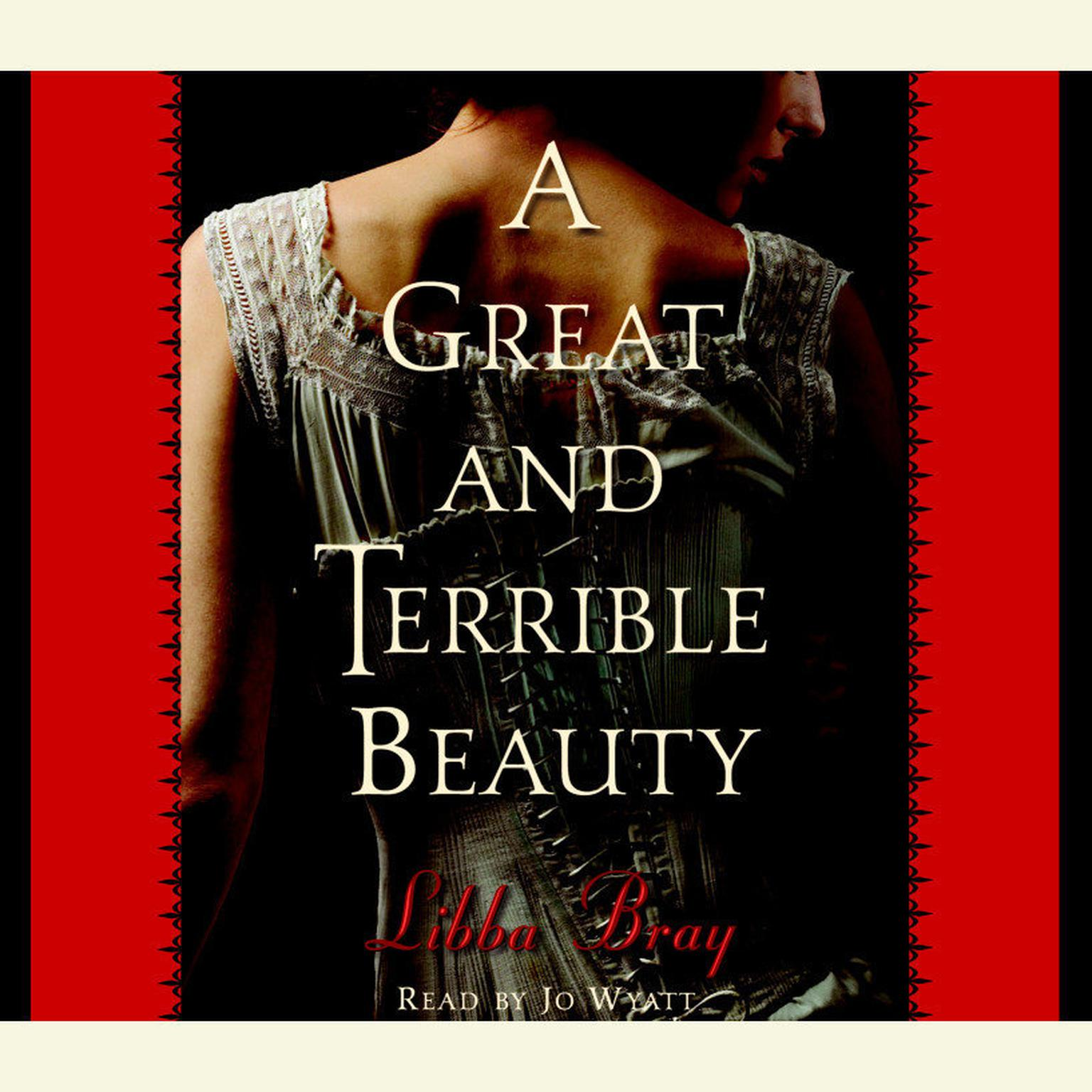 Printable A Great and Terrible Beauty Audiobook Cover Art