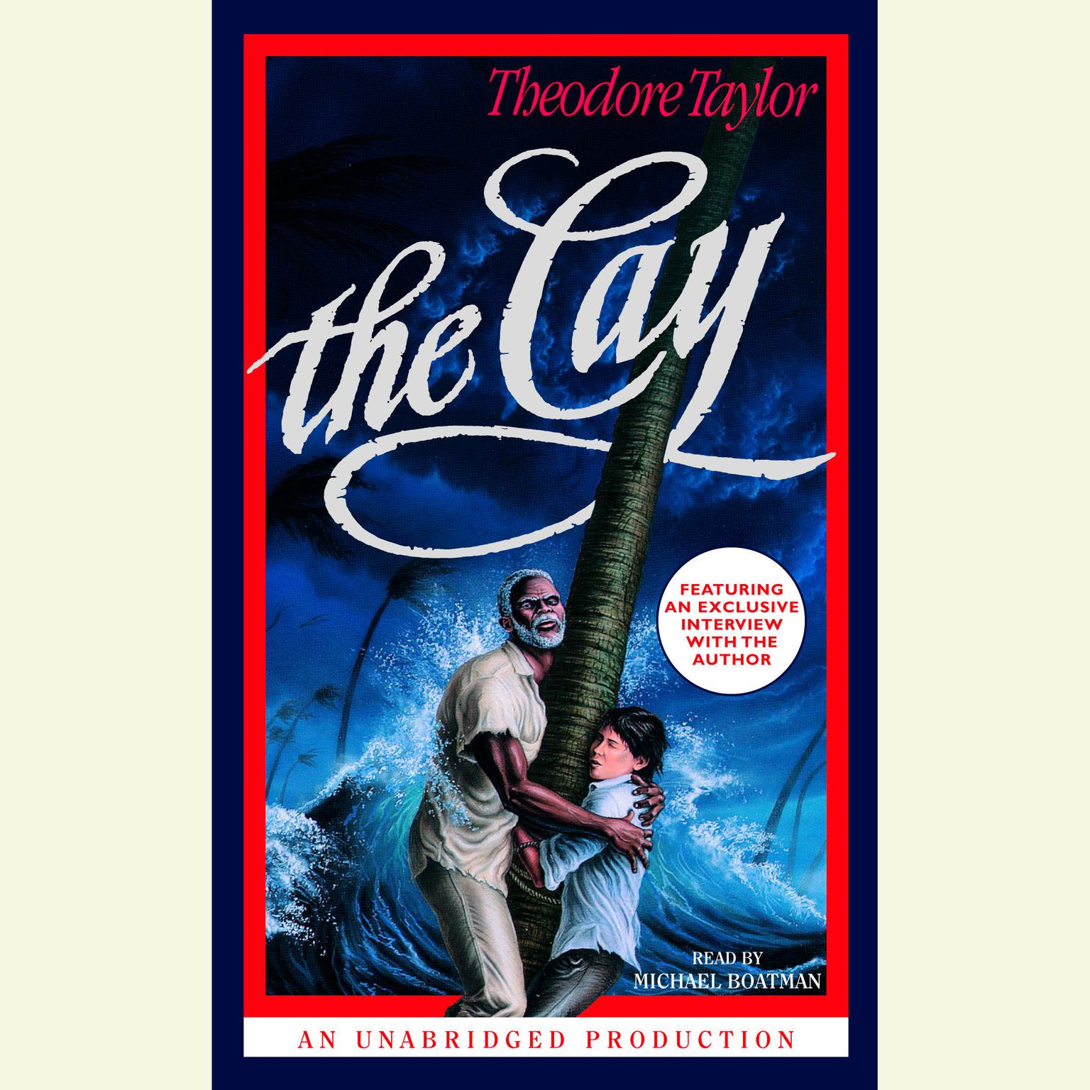 Printable The Cay Audiobook Cover Art