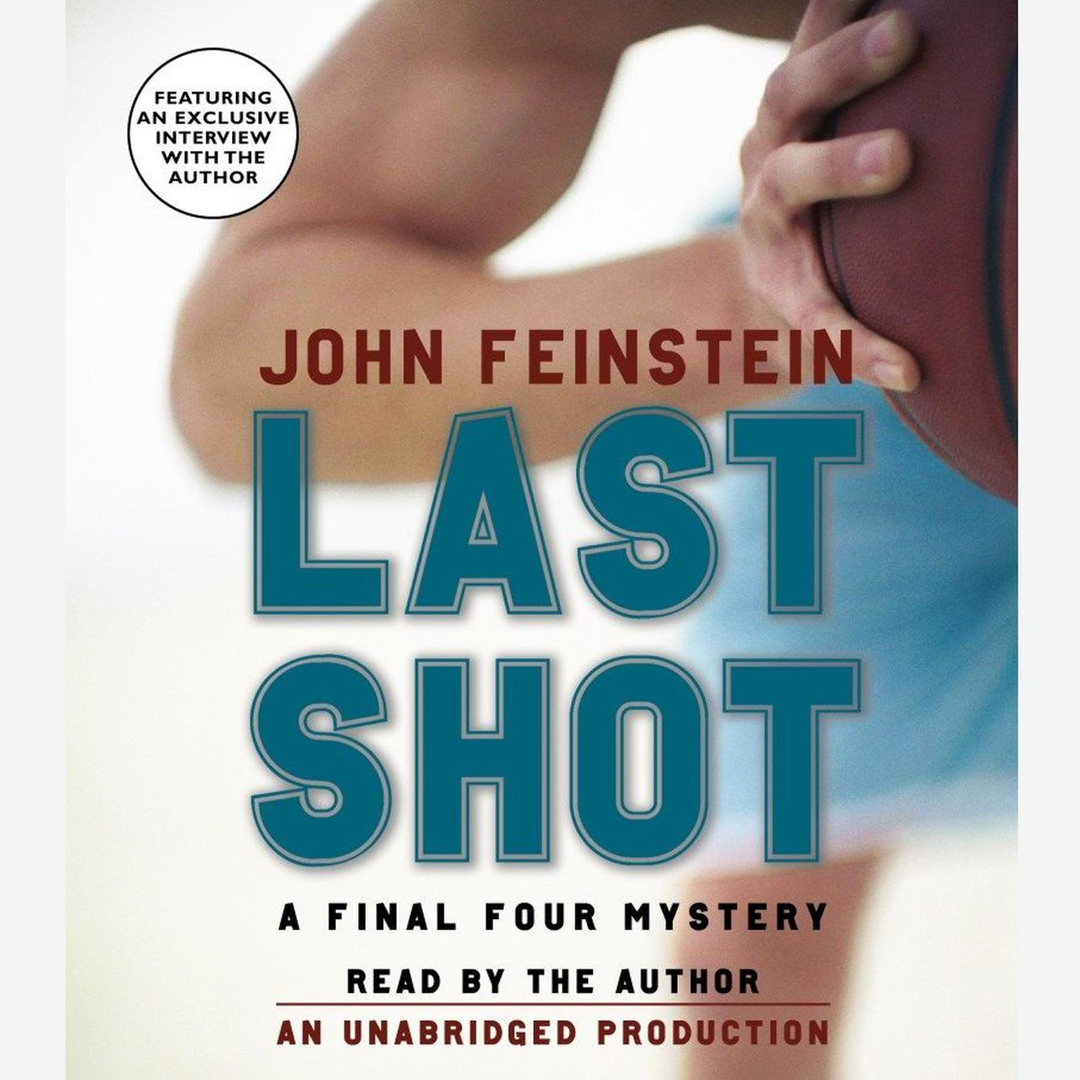 Printable Last Shot: A Final Four Mystery: A Final Four Mystery Audiobook Cover Art