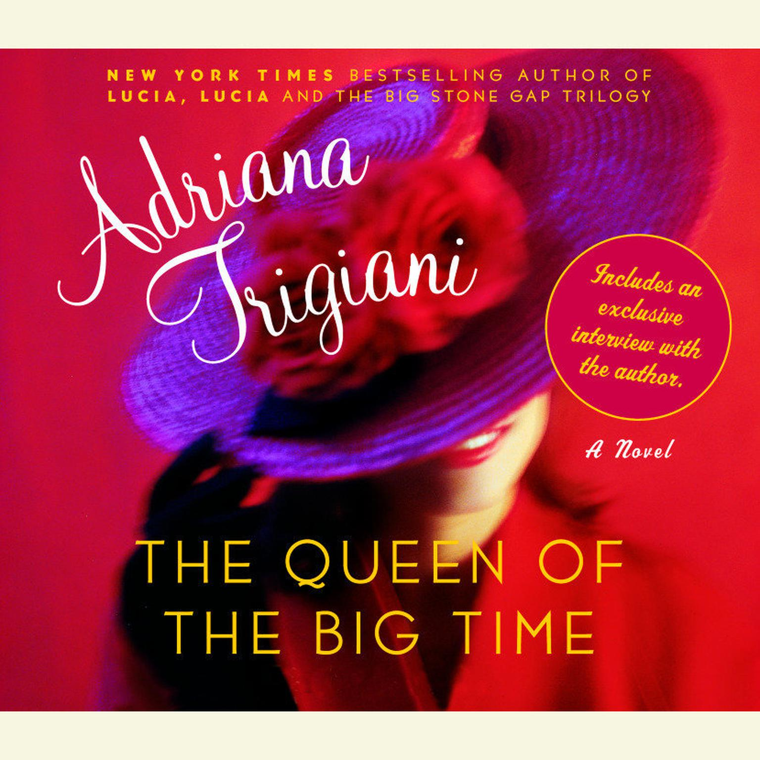 Printable The Queen of the Big Time: A Novel Audiobook Cover Art