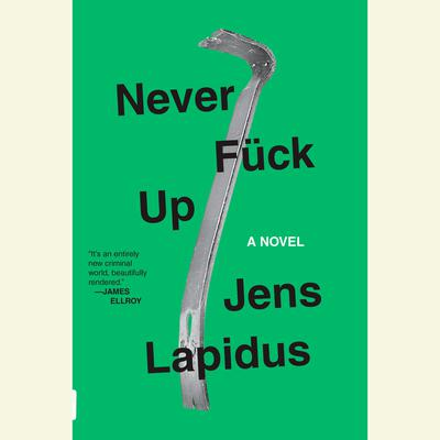Never Fuck Up: A Novel Audiobook, by Jens Lapidus