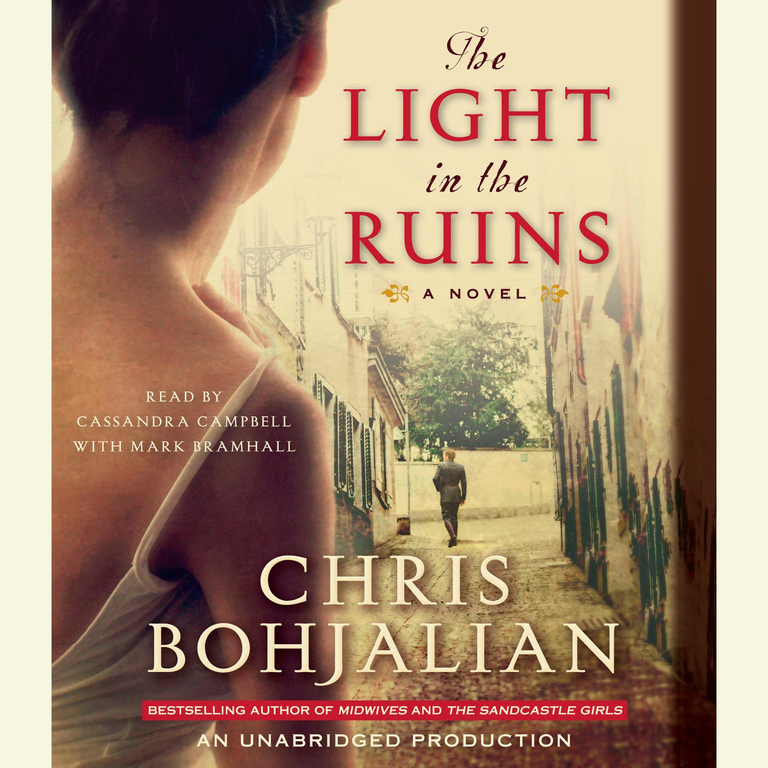 Printable The Light in the Ruins Audiobook Cover Art