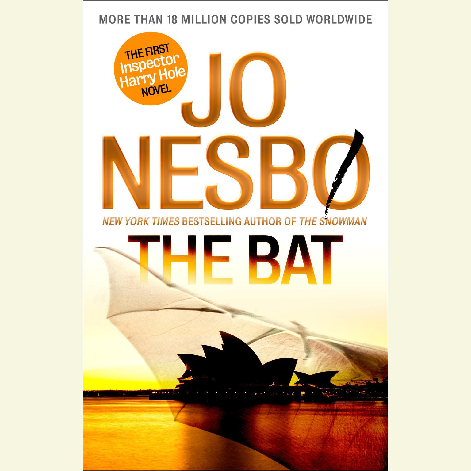 Printable The Bat: The First Inspector Harry Hole Novel Audiobook Cover Art