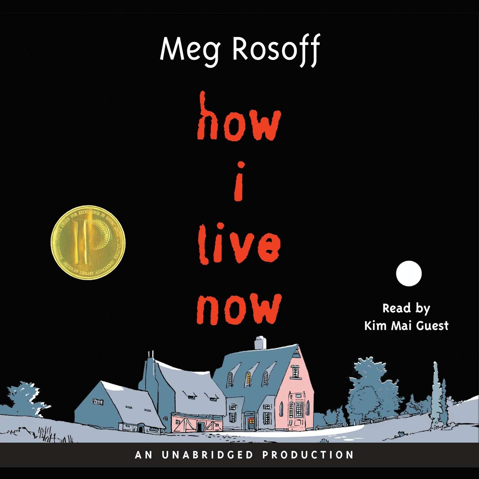 Printable How I Live Now Audiobook Cover Art