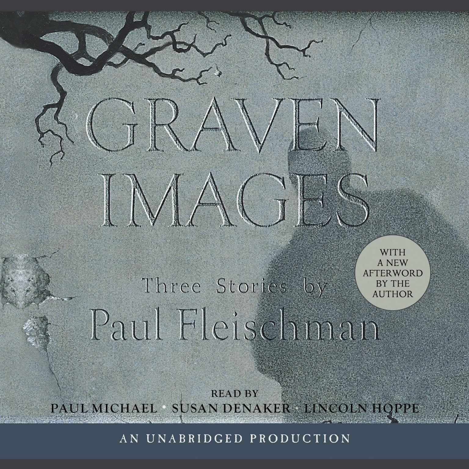 Printable Graven Images Audiobook Cover Art
