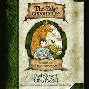 Beyond the Deepwoods: The Edge Chronicles Book 1 Audiobook, by Paul Stewart, Chris Riddell
