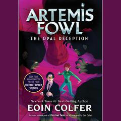 Artemis Fowl 4: Opal Deception Audiobook, by
