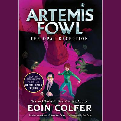 Artemis Fowl 4: Opal Deception Audiobook, by Eoin Colfer