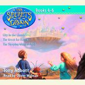 The Secrets of Droon: Volume 2: #4:City in the Clouds; #5:The Great Ice Battle; #6:The Sleeping Giant of Goll Audiobook, by Tony Abbott