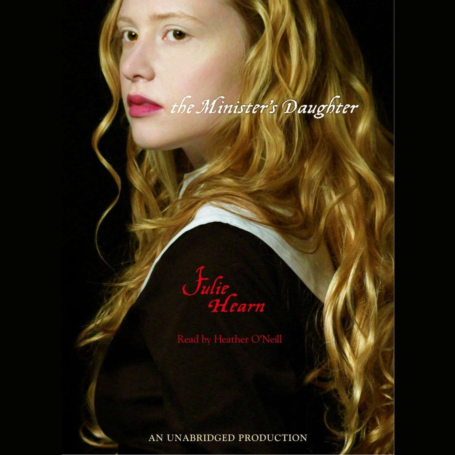 Printable The Minister's Daughter Audiobook Cover Art