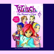 The Power of Five: W.I.T.C.H. Book 1, by Elizabeth Lenhard