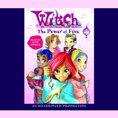 The Power of Five: W.I.T.C.H. Book 1 Audiobook, by Elizabeth Lenhard